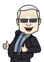 Mr. Battenfield's Bitmoji